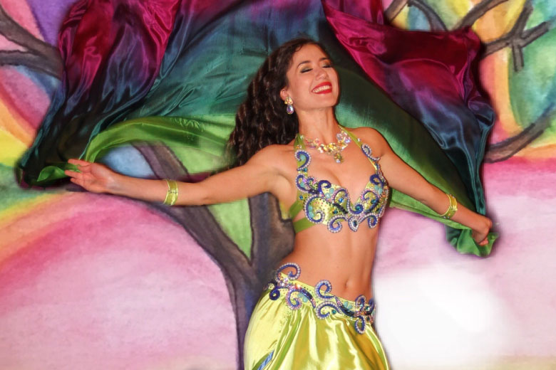 Belly Dance for Chakra Healing